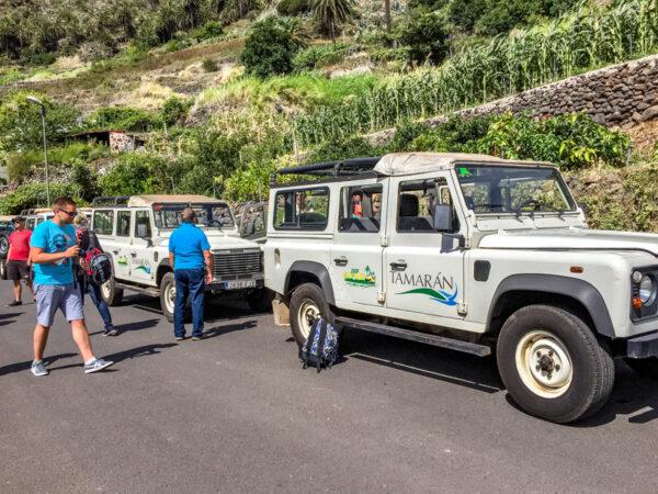 Jeep Safari - La Gomera