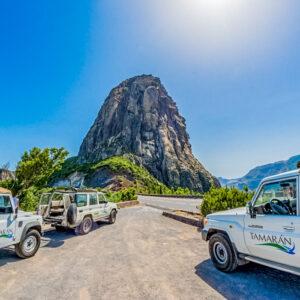 wycieczka fakultatywna - Jeep Safari - La Gomera