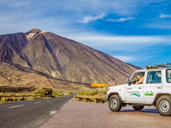 Jeep Safari - Teide - Masca