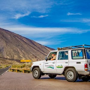 Jeep Safari - Teide - Masca