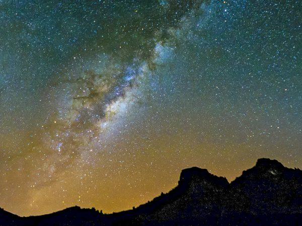 Obserwacja gwiazd - stargazing