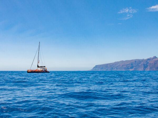Katamaran na oceanie