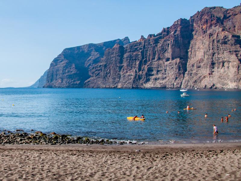 Playa de los Guios