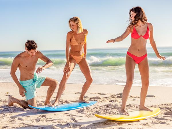 Warsztaty surfingowe na Teneryfie